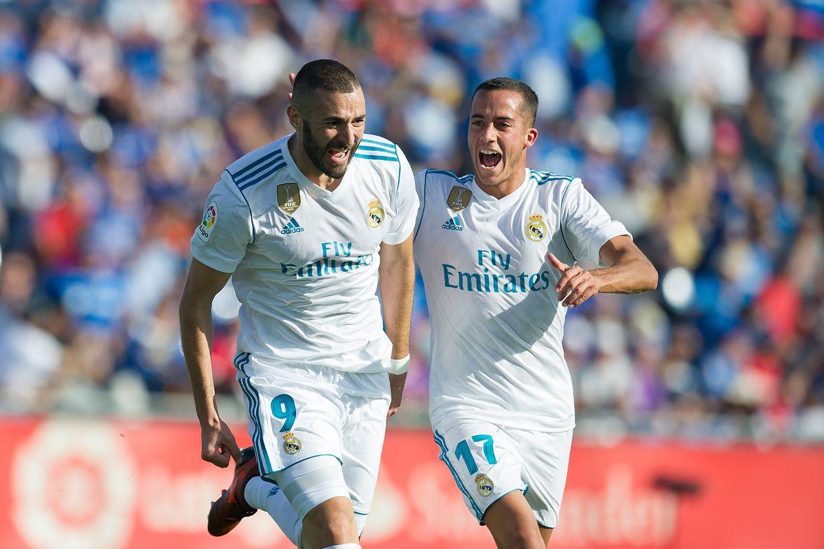 Confirmed Lineups Real Madrid Vs Sevilla 2017 La Liga Managing