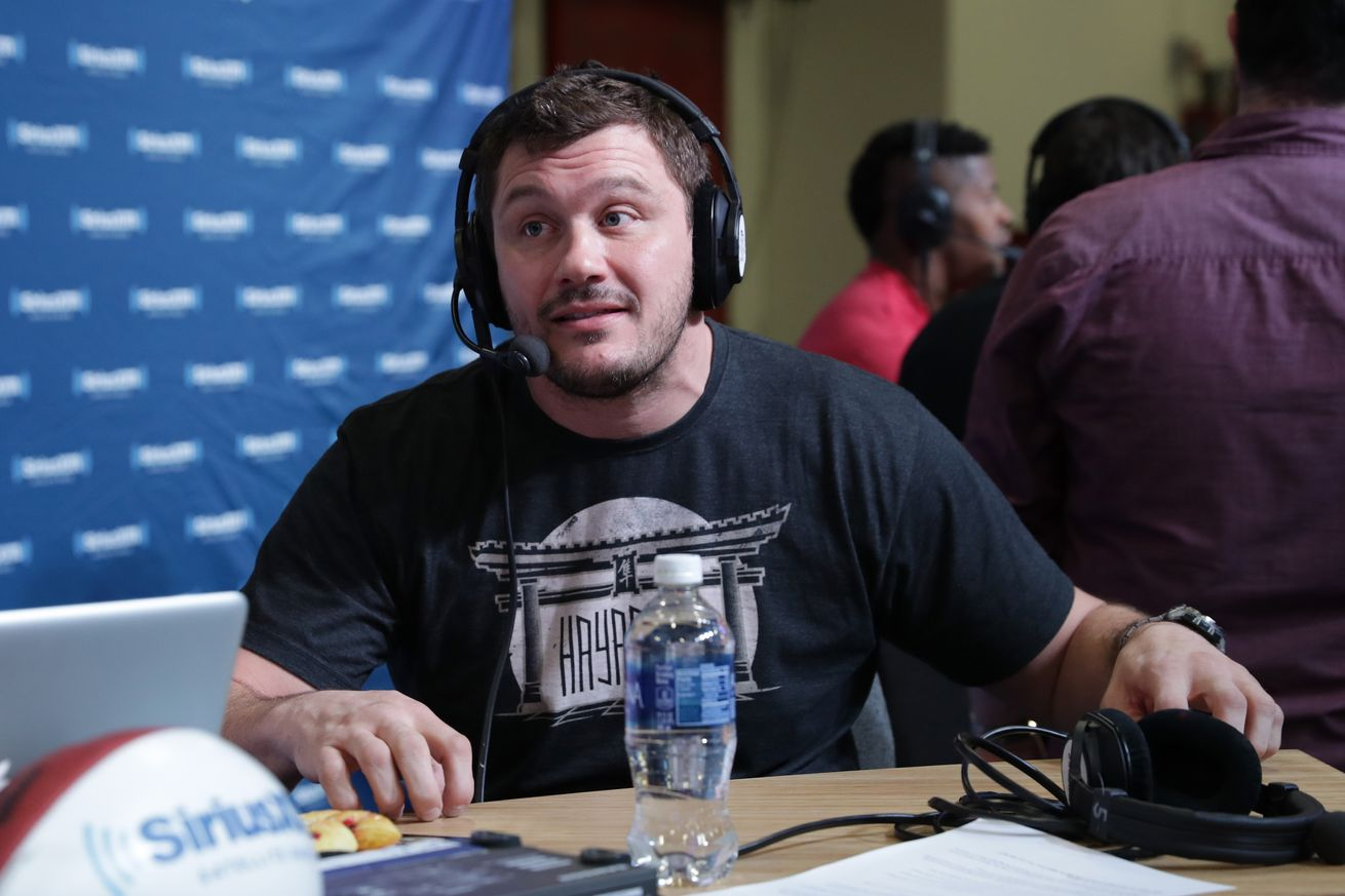 Matt Mitrione verbally slays Brock Lesnar   'I would beat the f*cking breaks off Brock Lesnar'