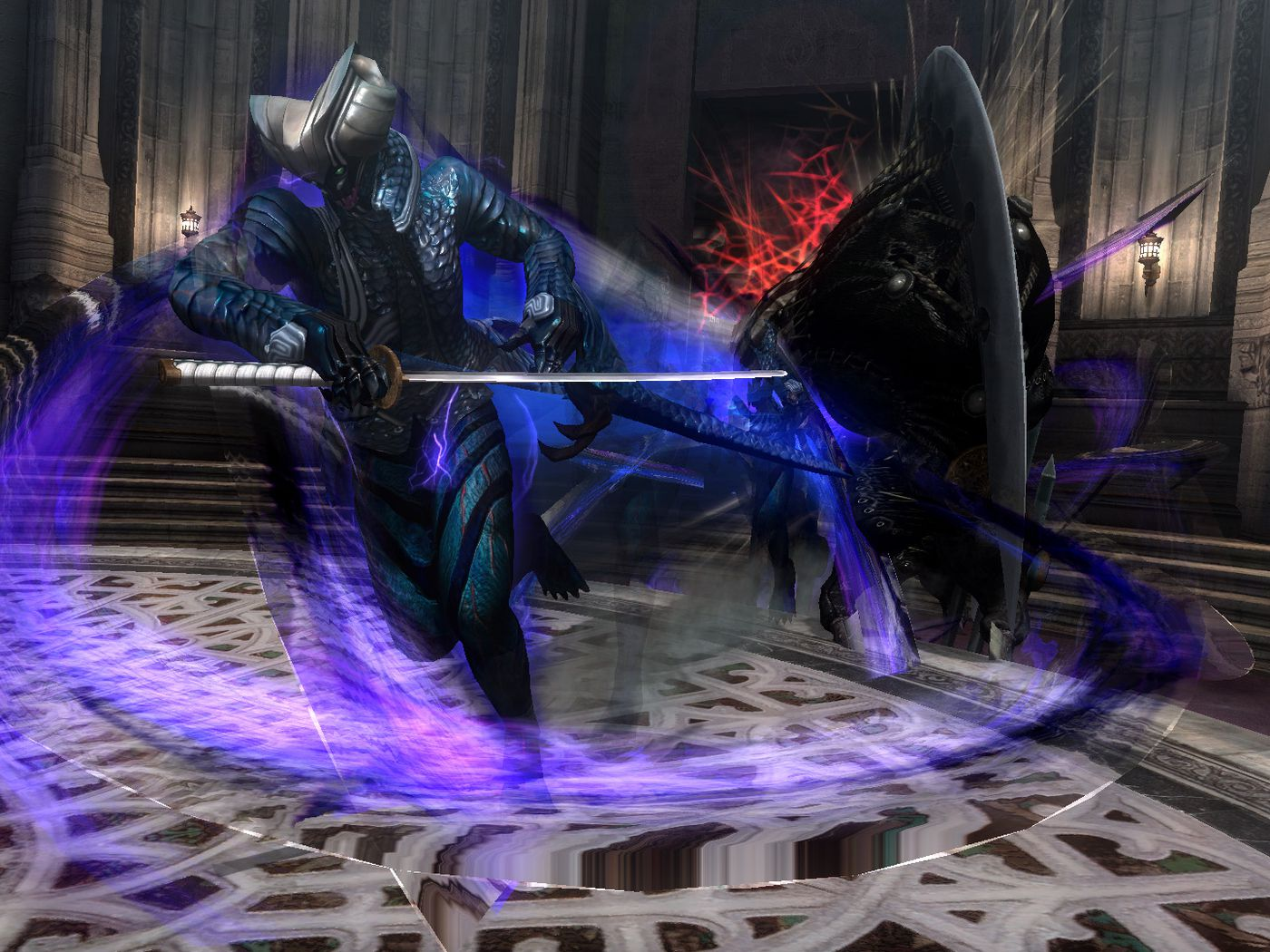 Hands On With Devil May Cry 4 Special Editions Many