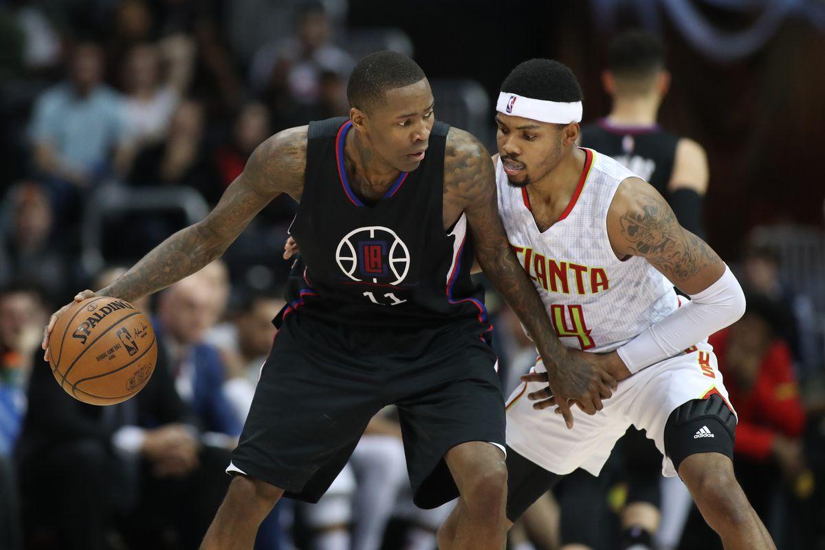 NBA: Los Angeles Clippers at Atlanta Hawks