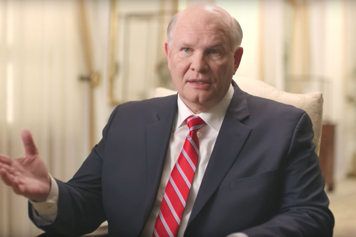 LDS apostle: 'Totally false' that suicide leads to permanent