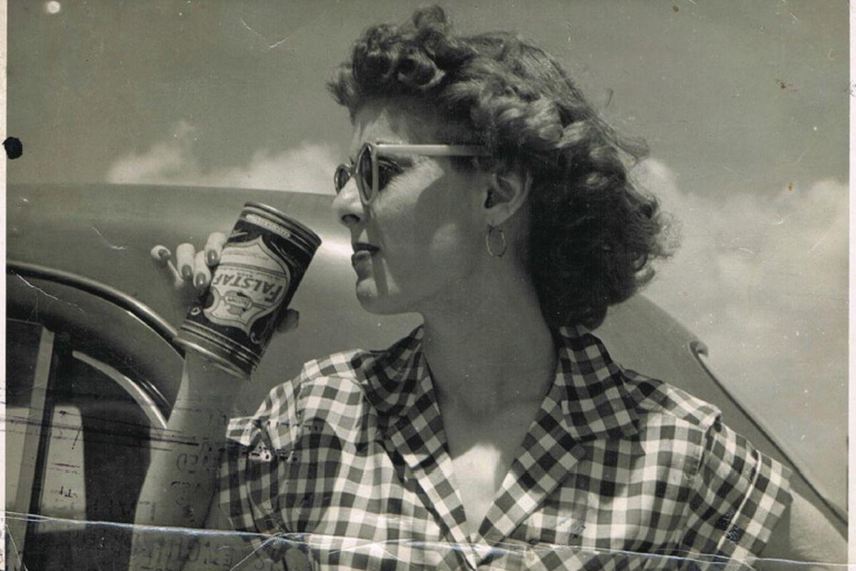 Vintage Photo of Eloise NIchols Adair