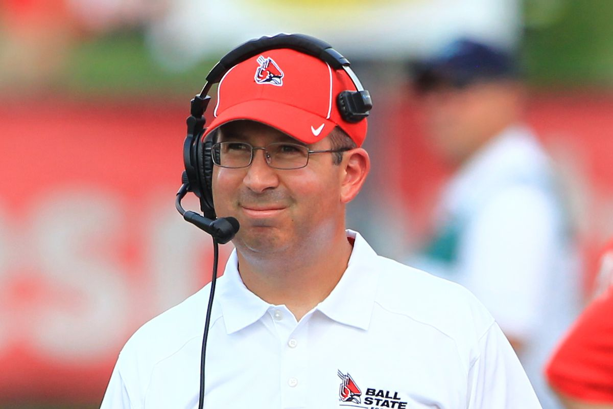 Pete Lembo has plenty of reasons to smile after a productive trip to Florida.