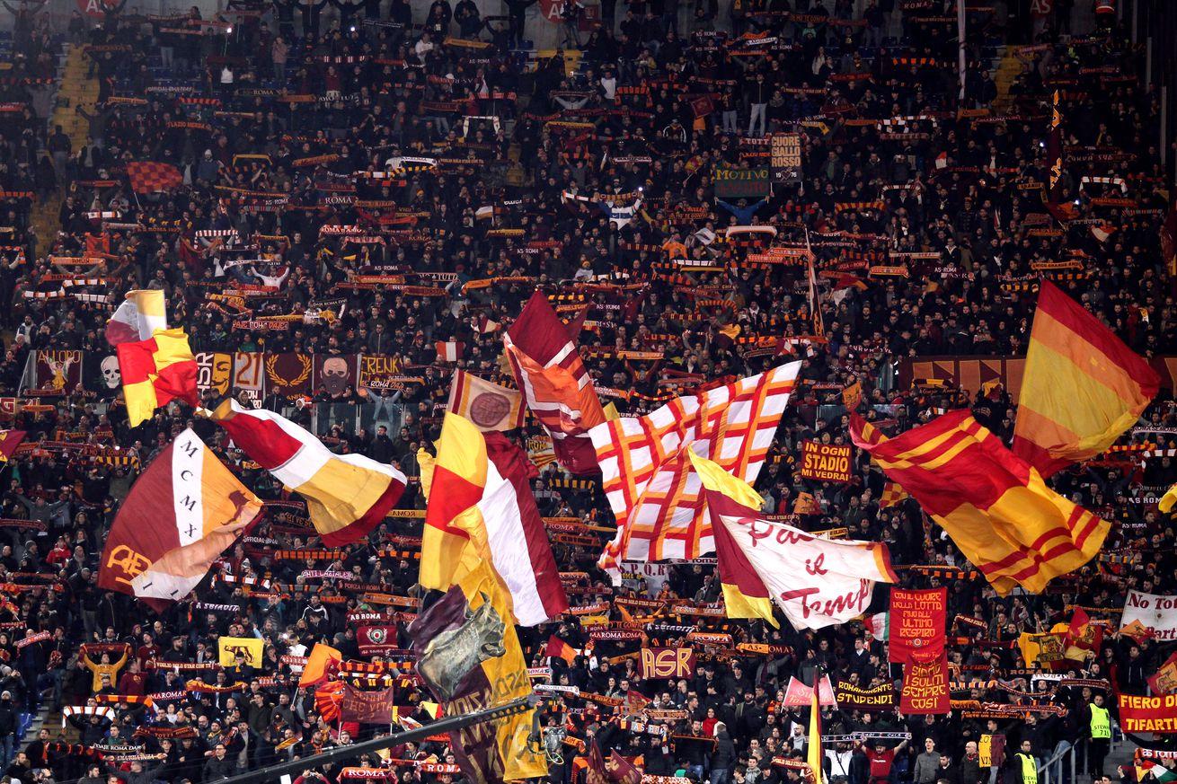 UCL QF Draw: Barcelona vs Roma