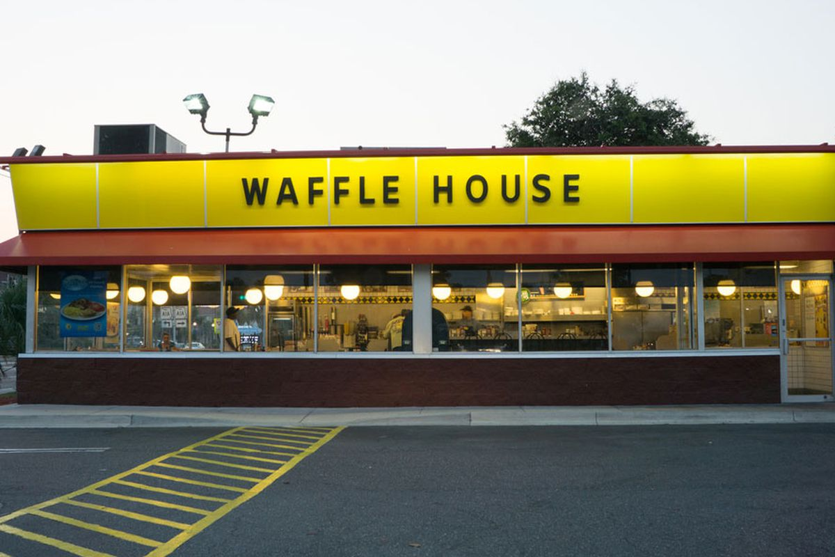 Waffle House Partners With Package Delivery Start Up