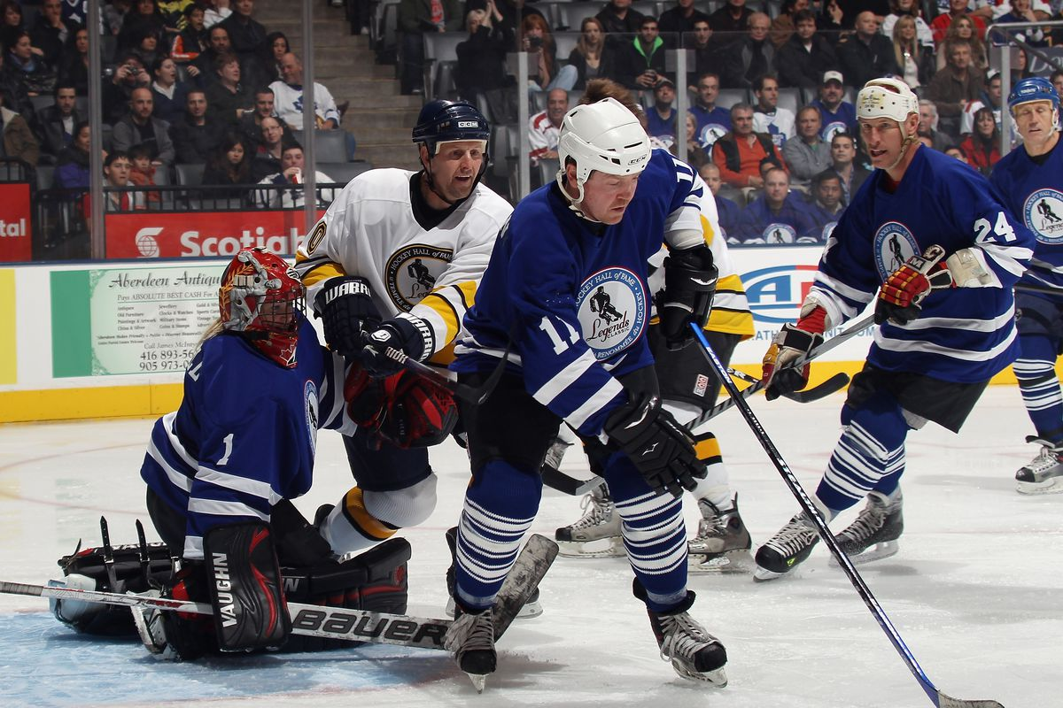 f4fbf2535 Maple Leafs by the Numbers   11 Gary Leeman or Tod Sloan  - Pension ...
