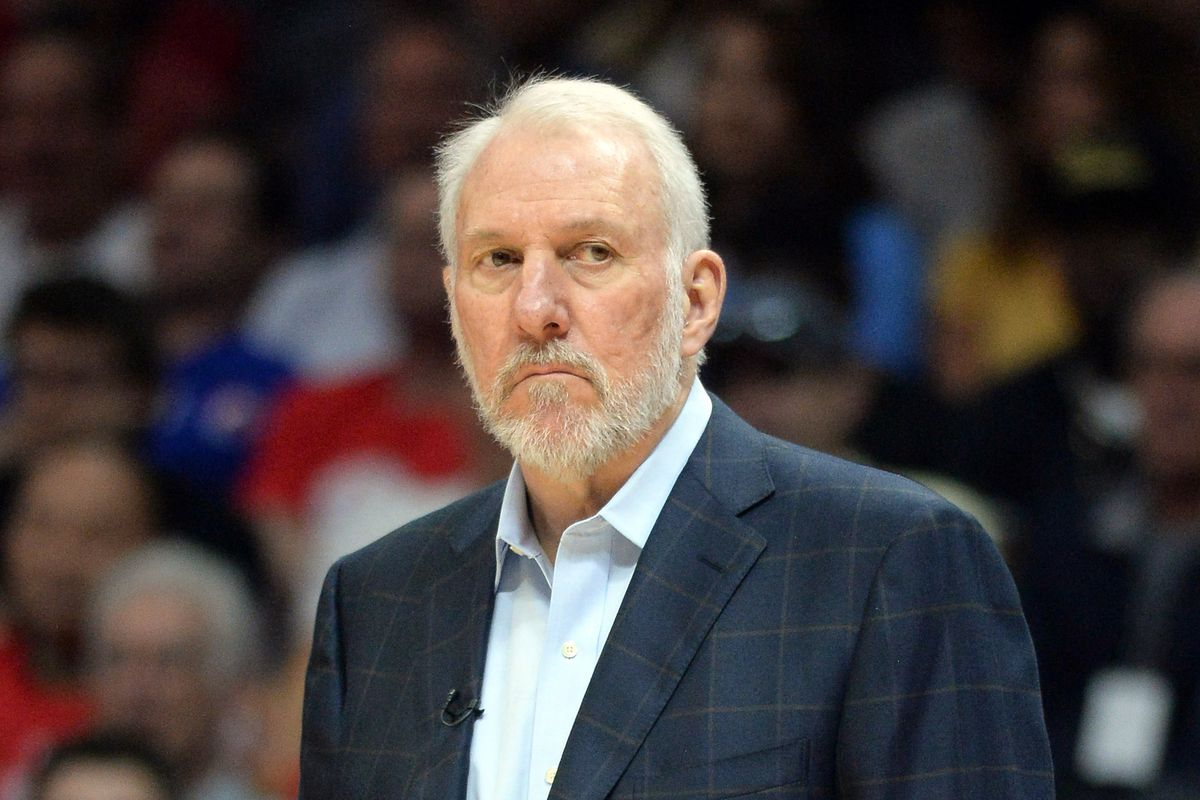 Pop, I have some lineup ideas I'd like to run by you. What if