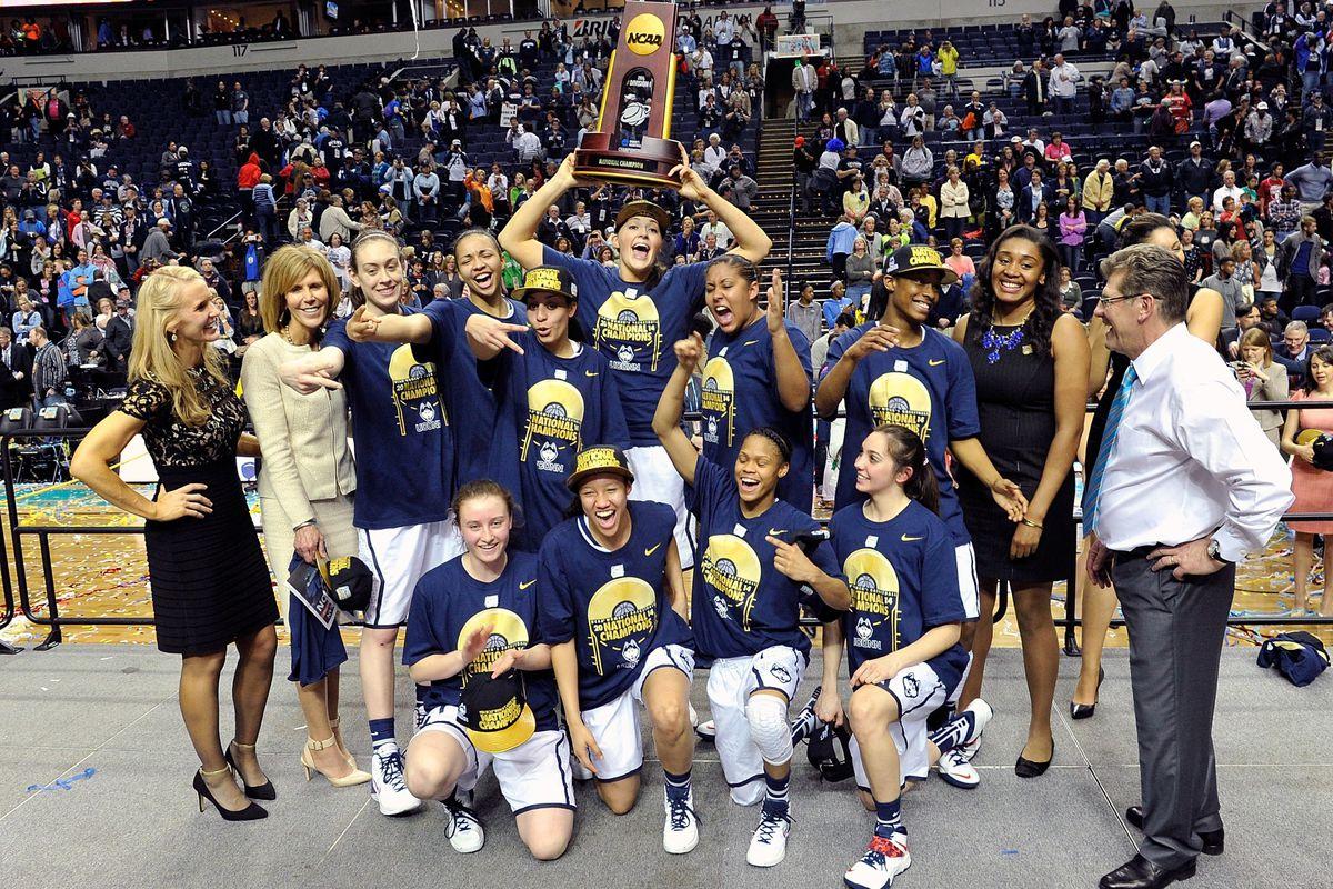 2014 NCAA Final Four: UConn wins the 2014 NCAA Division I ...