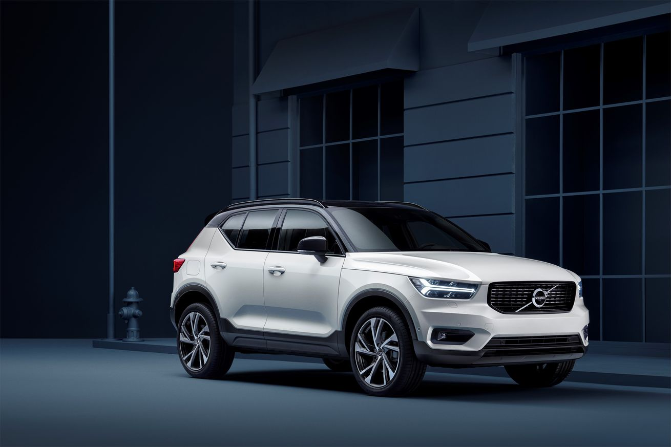 volvo s car subscription service is already running low on xc40s
