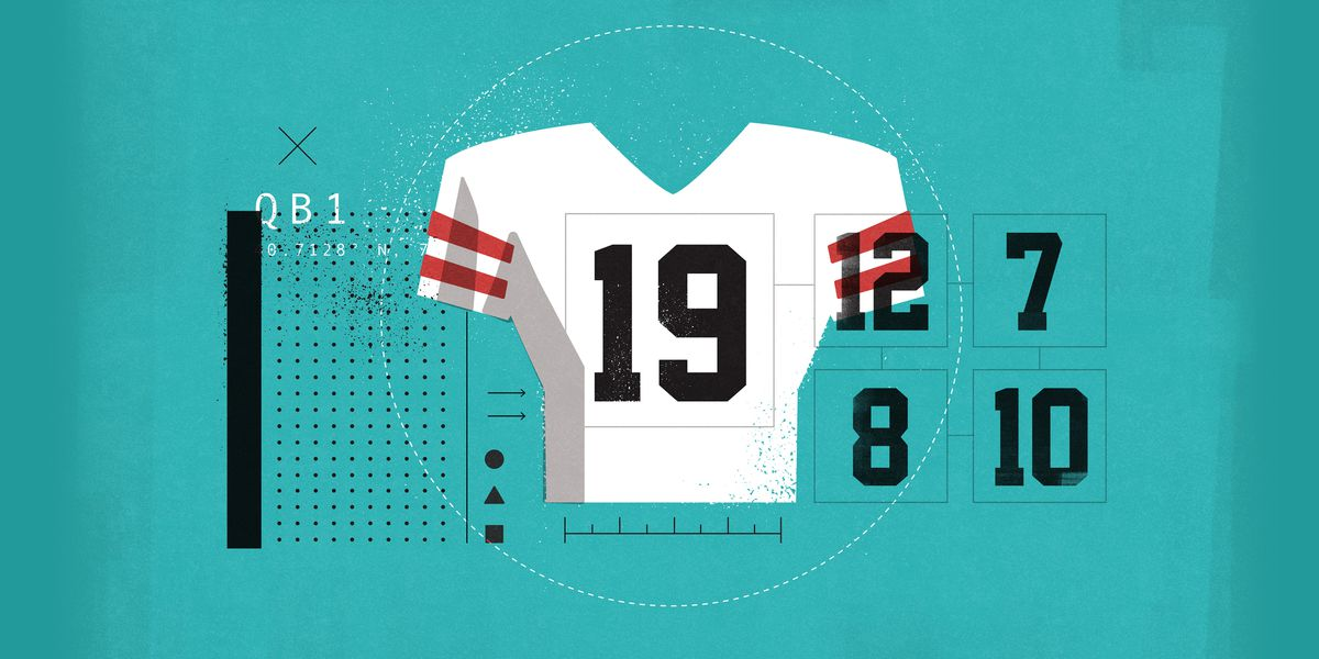 How I chose my jersey number, as told by NFL players | SB Nation's 2019 NFL Preview
