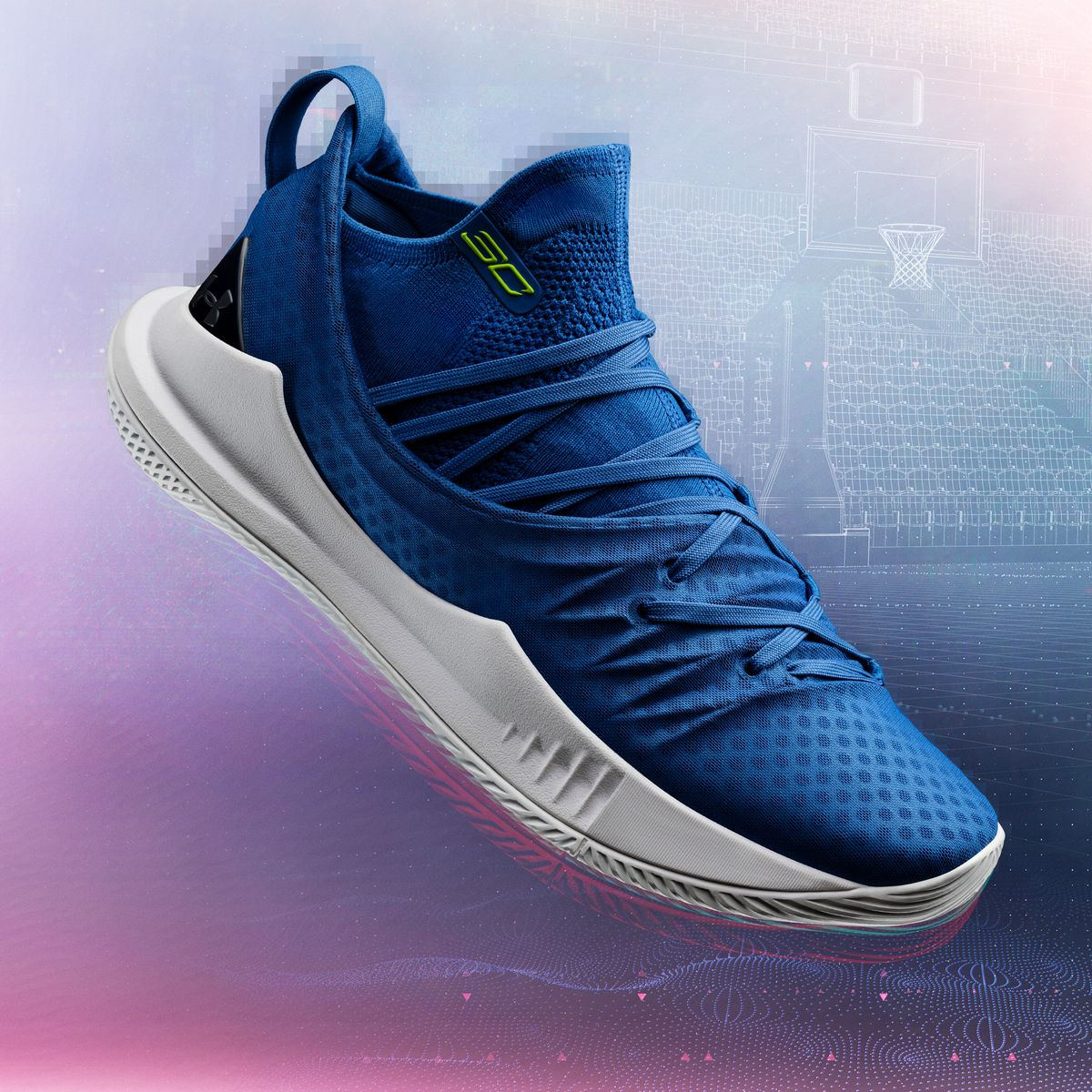 The New Under Armour Curry 5 Colorway Is A Nod To The