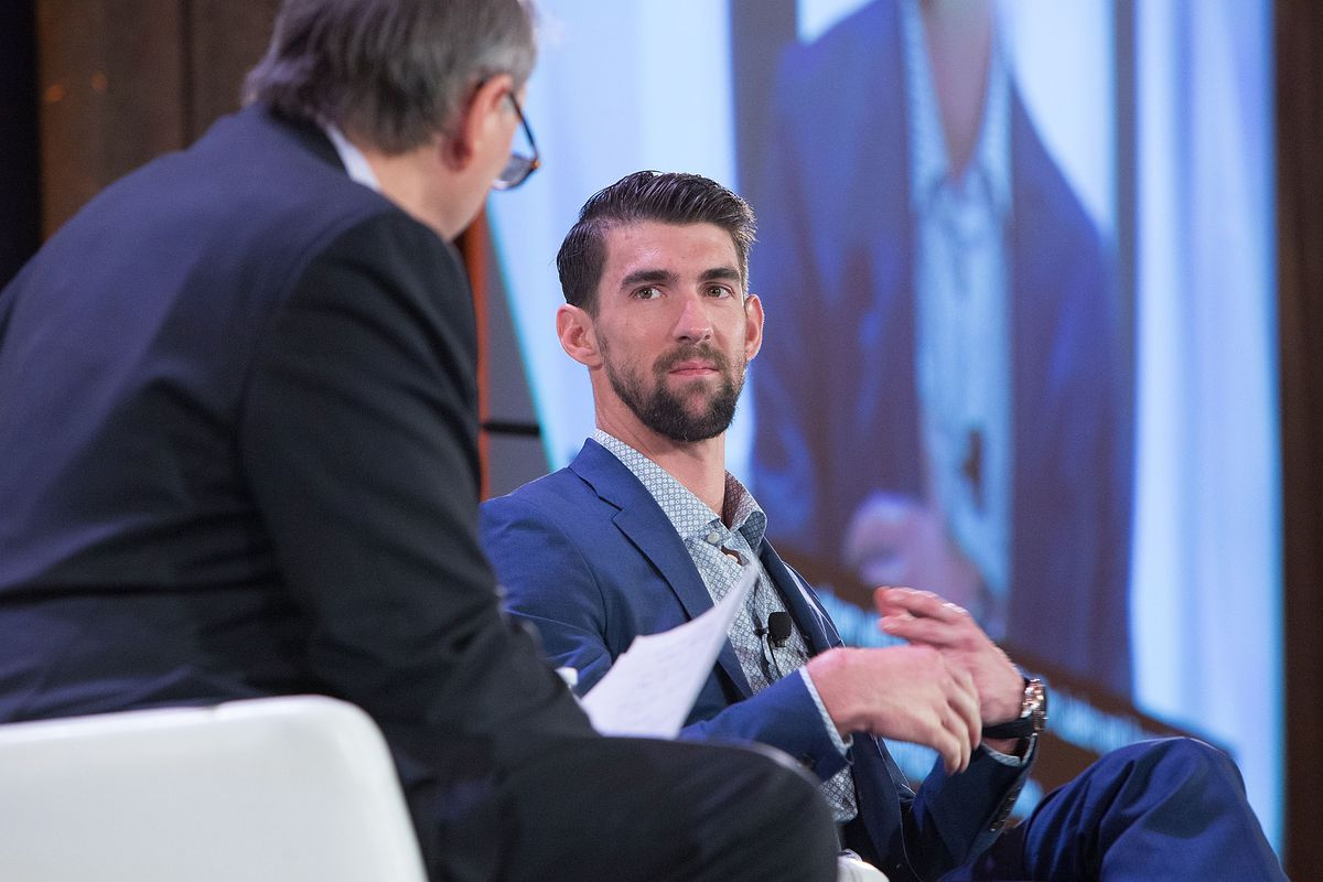 Michael Phelps opens up about his struggles with depression and anxiety