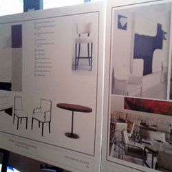 More inspiration boards and interior plans.