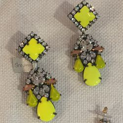 Earrings, $135 (originally $675)