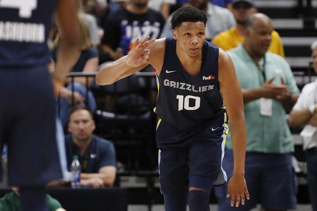NBA: Utah Summer League-Memphis Grizzlies at Utah Jazz