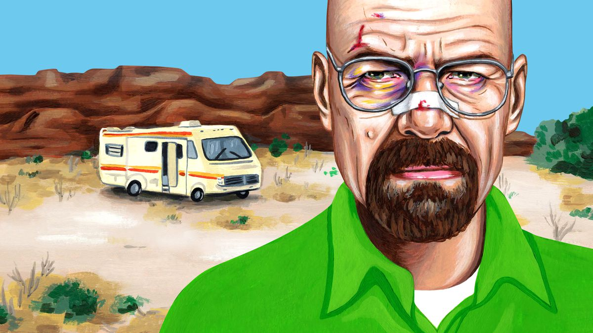 When Walter White Went Toe To Toe With Gus Fring The Ringer