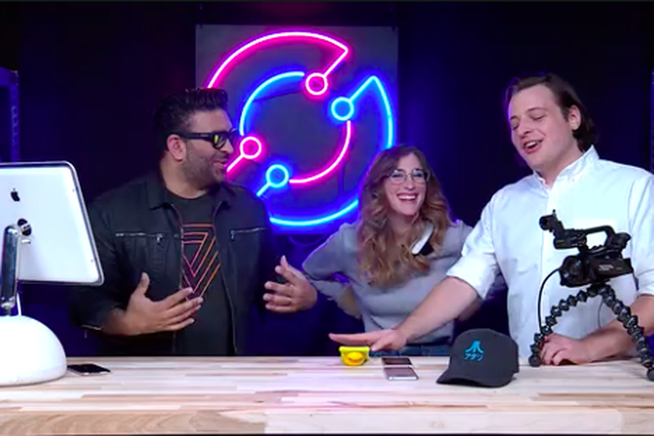 watch circuit breaker live episode 006 xbox one x wireless chargers and wearable speakers