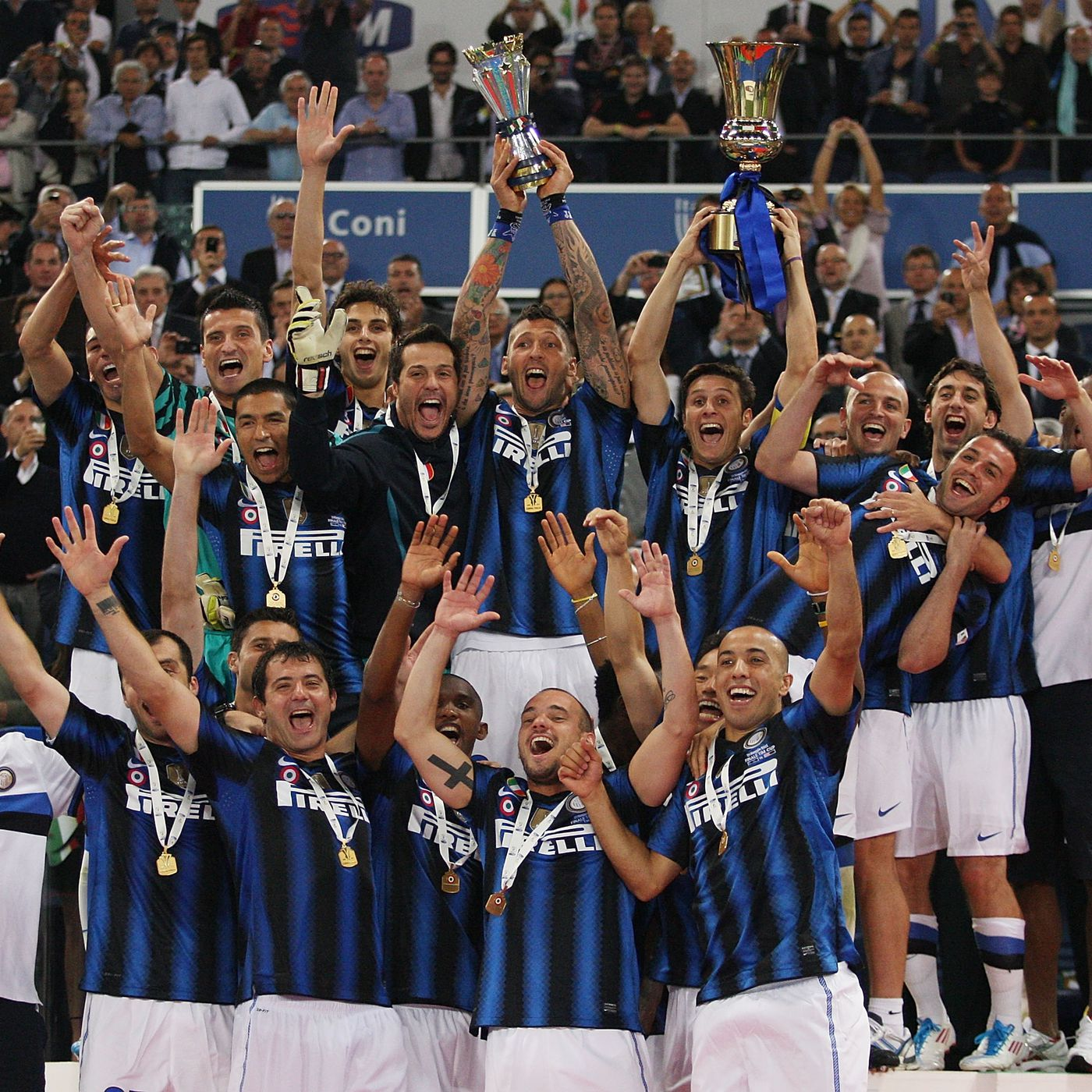 Inter could face Milan in Coppa Italia quarter-finals - Serpents of  Madonnina