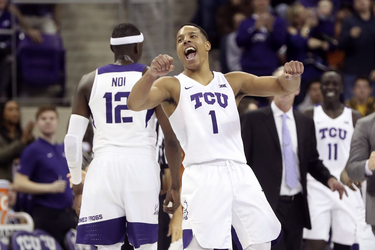 TCU Basketball releases full non-conference schedule