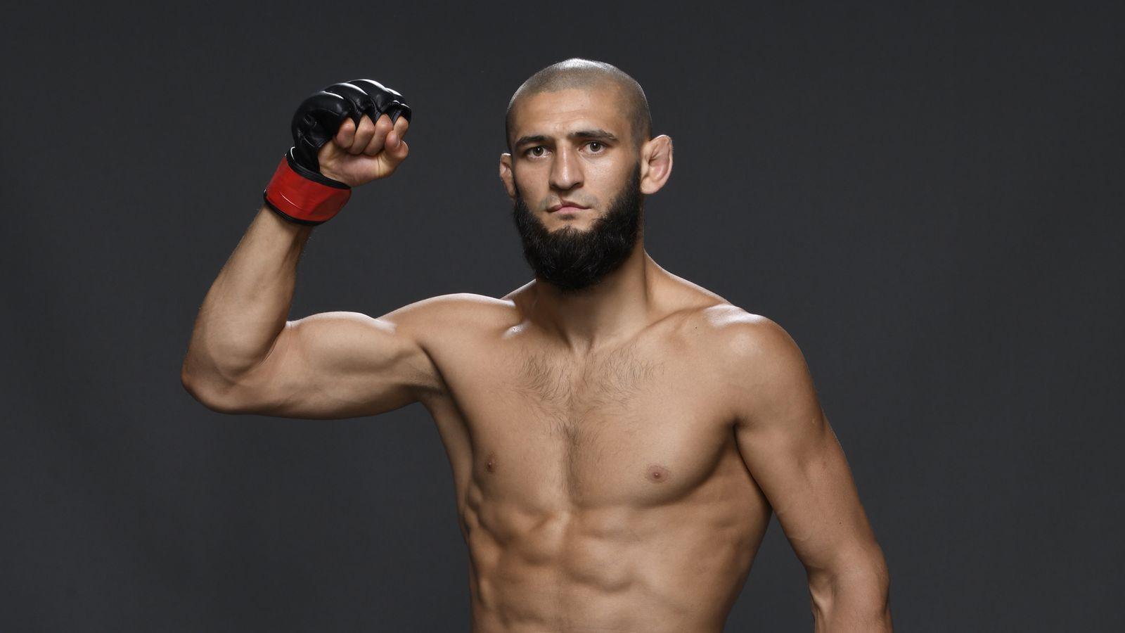 Luke Rockhold says Khamzat Chimaev declined fight
