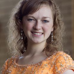 Flutist Ashley Fleming has been selected to perform in this year's Salute to Youth concert.