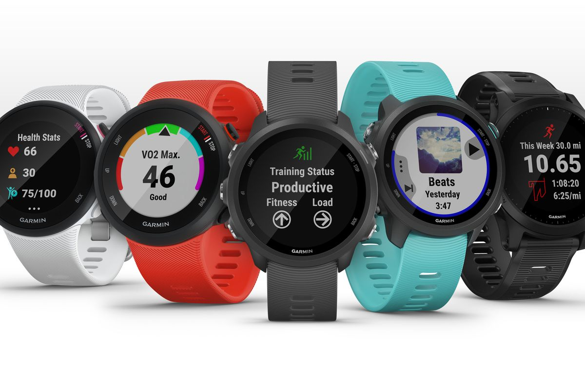 5c94cf6c5 Garmin refreshes its line of Forerunner GPS watches with five new ...