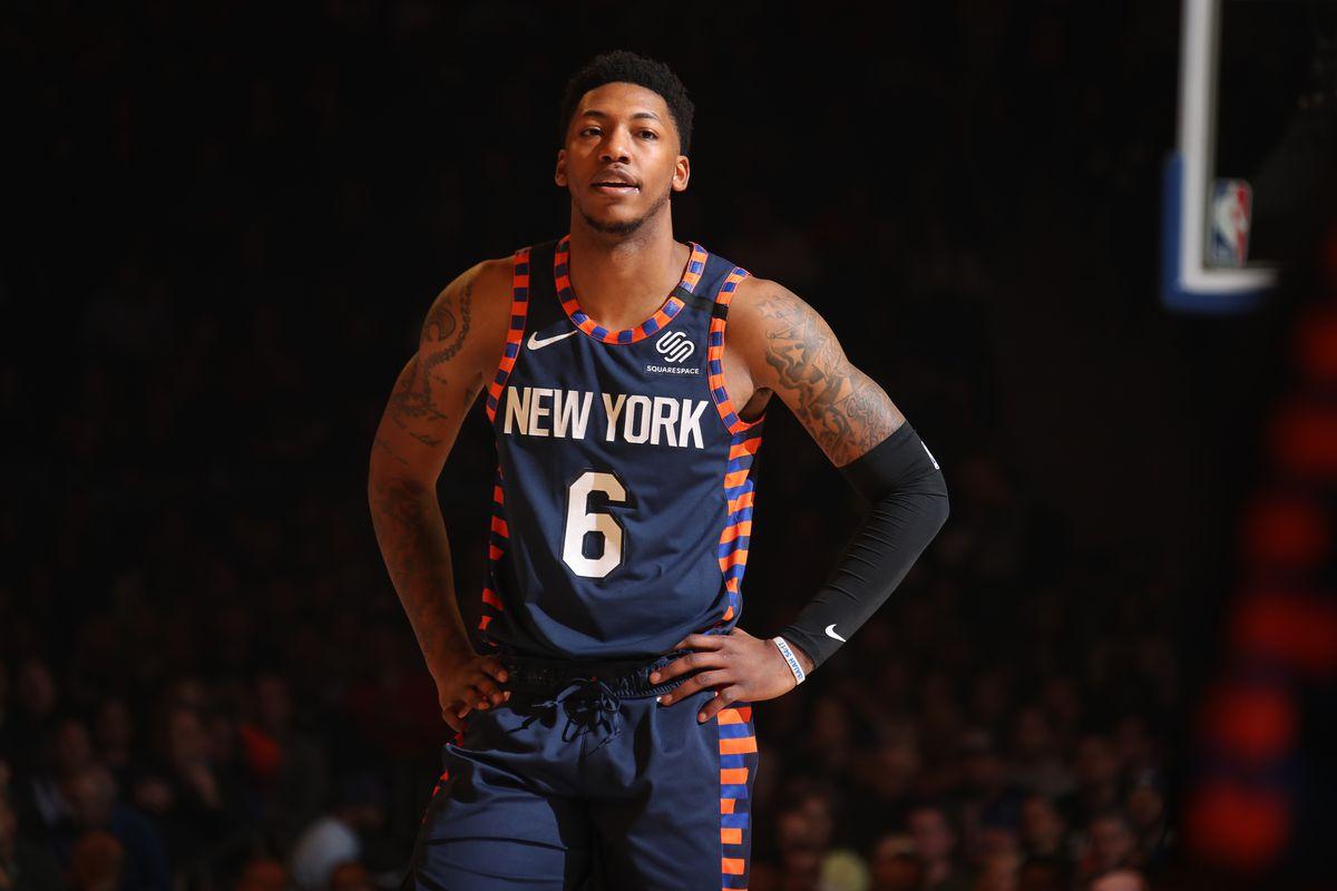 Phoenix Suns v New York Knicks