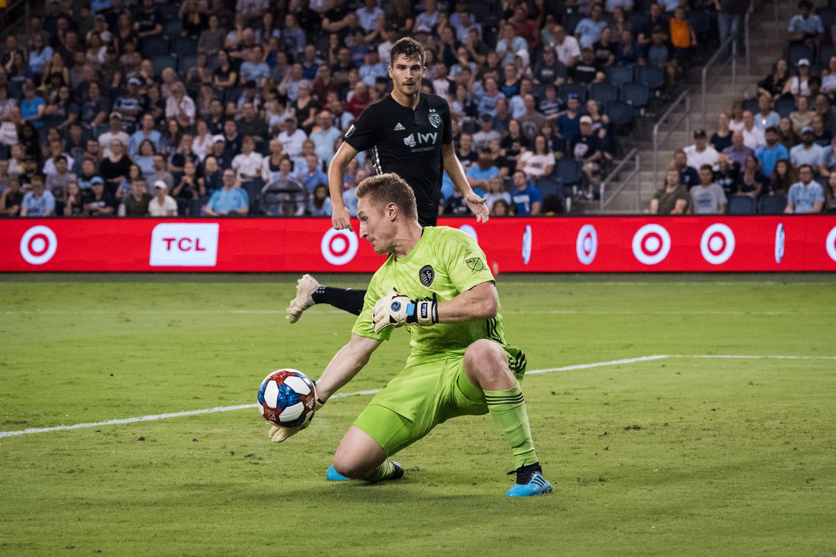 Tim Melia signs contract extension through 2022 with Sporting Kansas City