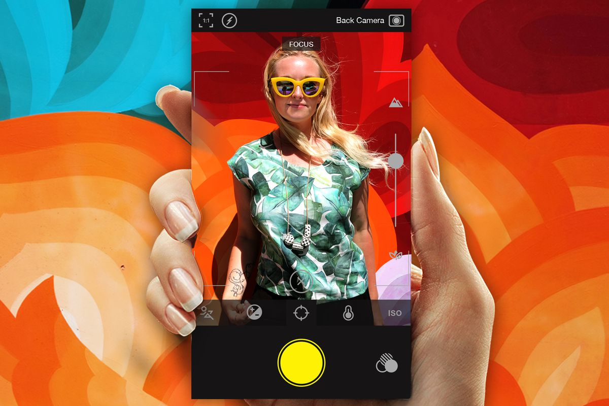 Hipstamatic camera app is available for free with new ...