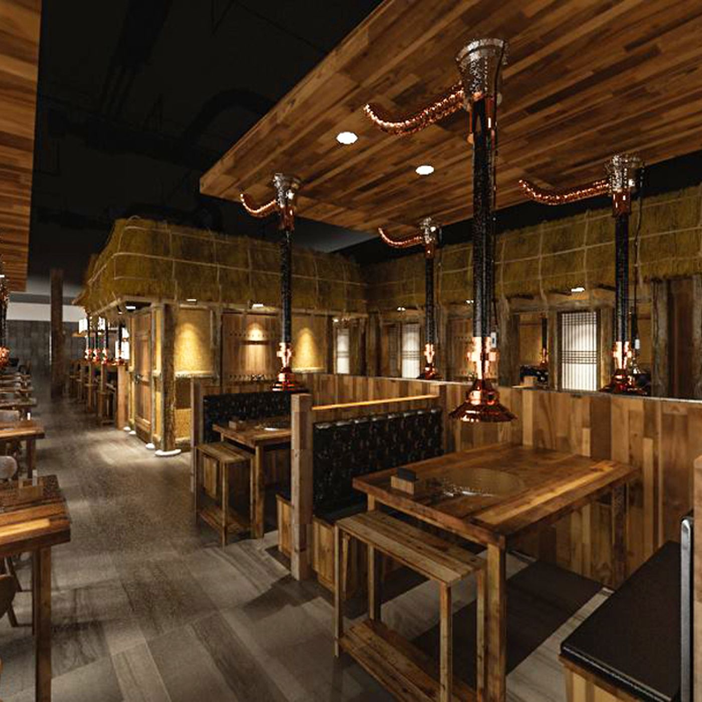 Korean Barbecue Opens At The Miracle Mile Shops In June Eater Vegas