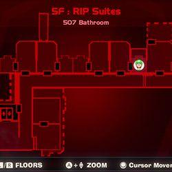Luigi's Mansion 3 guide: 5F gem locations