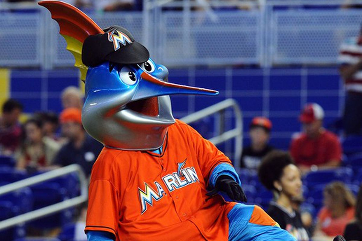 Billy the Marlin is ready for another season of Ichthyomancy fun. What about you?