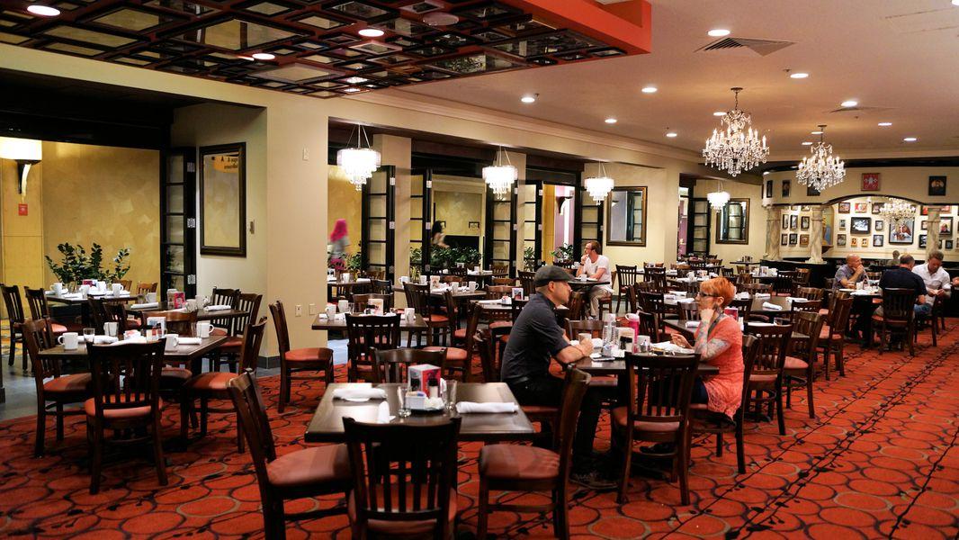 Cafe Italia Miami Menu