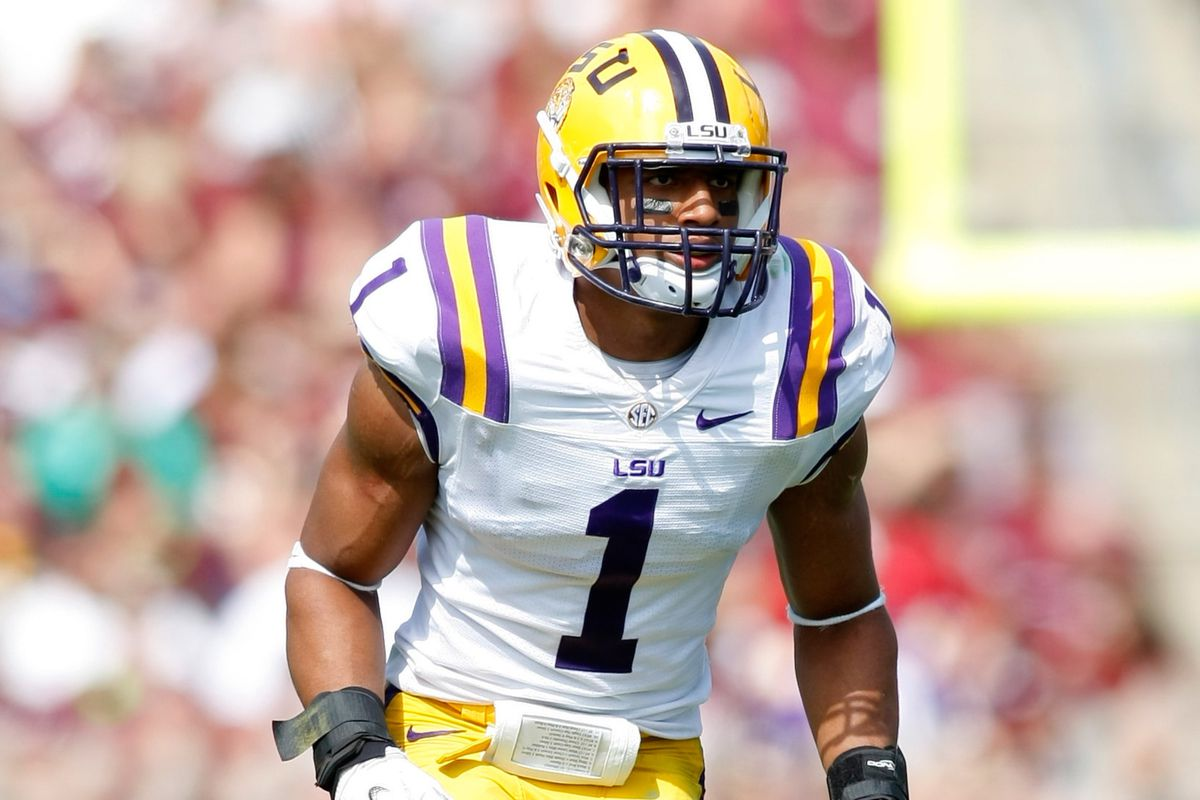 best website 7fb84 a7f57 Eric Reid leaving LSU for 2013 NFL Draft - SBNation.com