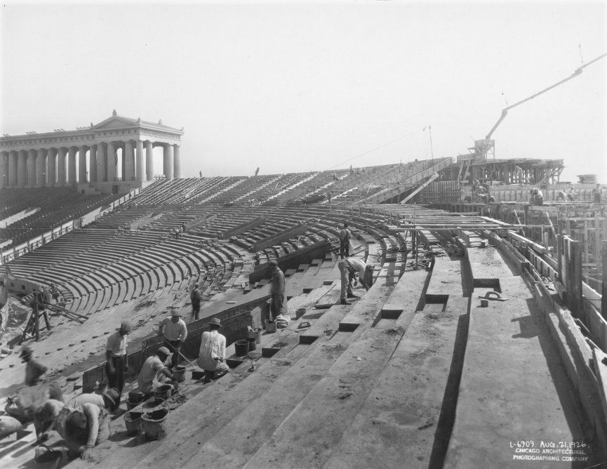 The Storied (and Sometimes Strange) History of Soldier Field