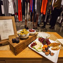 Rustic fare to fuel fall-minded shoppers.