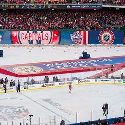 Caps Win 2015 Winter Classic