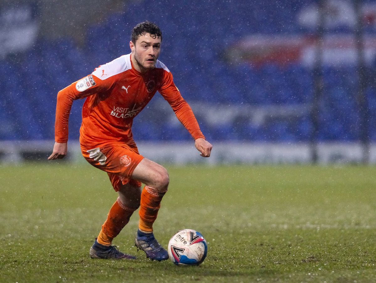 Ipswich Town v Blackpool - Sky Bet League One
