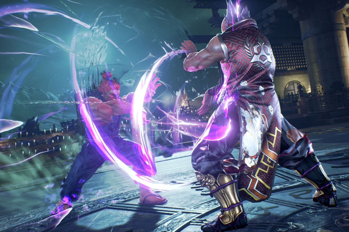 Tekken 7's story mode is its tutorial, because no one reads