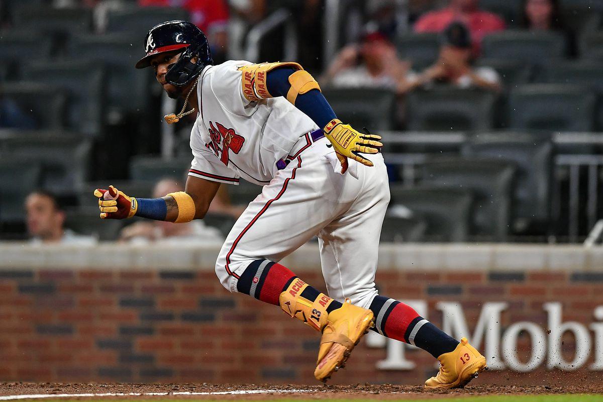 MLB: JUN 30 Mets at Braves