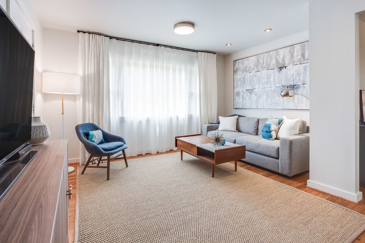 In College Park, refreshed midcentury rentals come furnished for ...