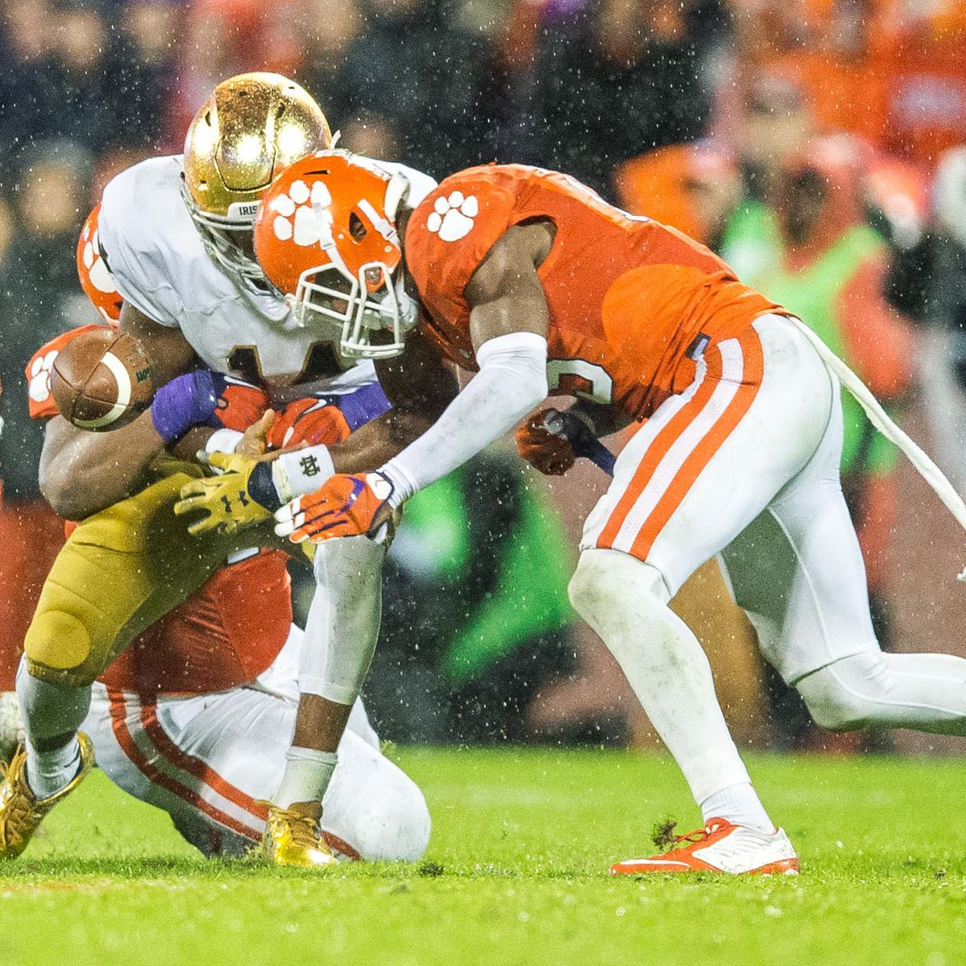 Defensive Review Notre Dame Shakin The Southland