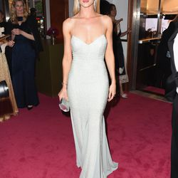 Rosie Huntington-Whiteley in Michael Kors Collection and Chanel Fine Jewelry