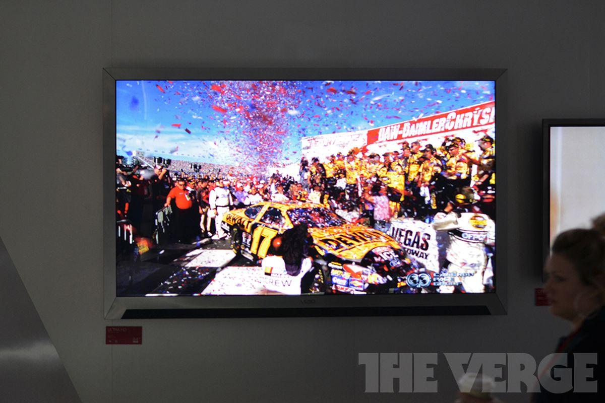 Gallery Photo: Vizio 4K TV prototype pictures