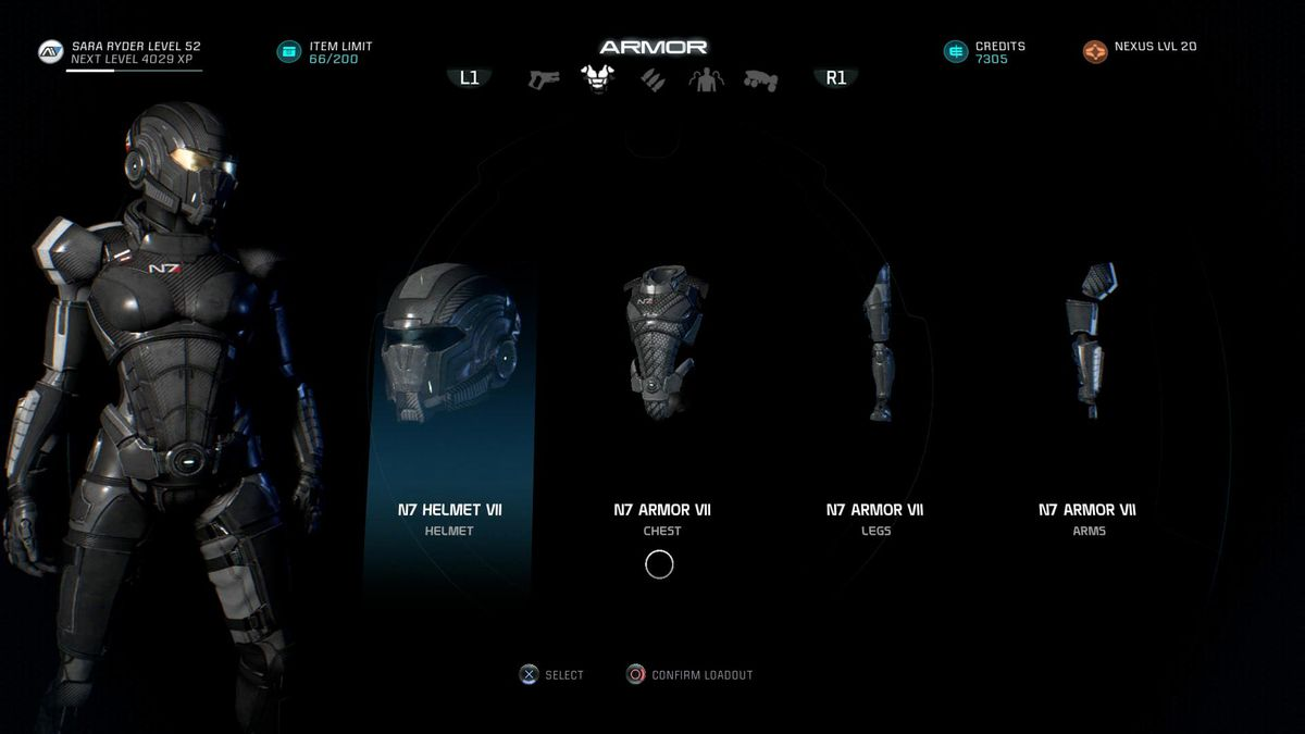 Mass Effect Andromeda Guide How To Get The N7 Armor And Why You