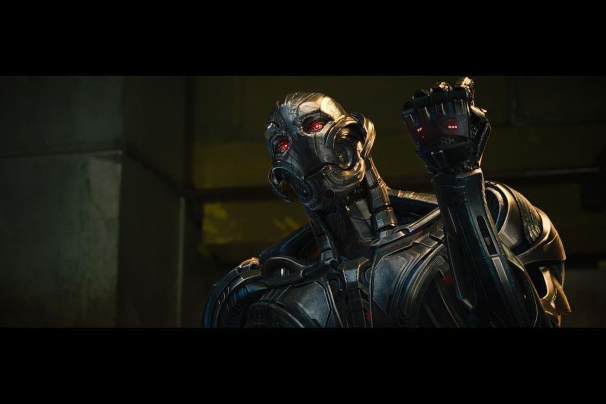The worst thing about Avengers: Age of Ultron is Ultron - Vox