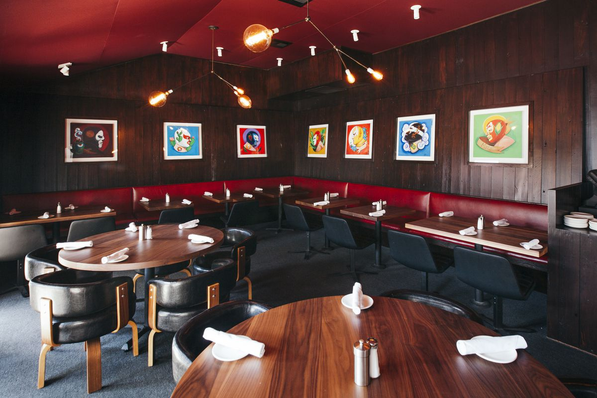 Mercado S Swanky New Taqueria Opens This Weekend In Studio
