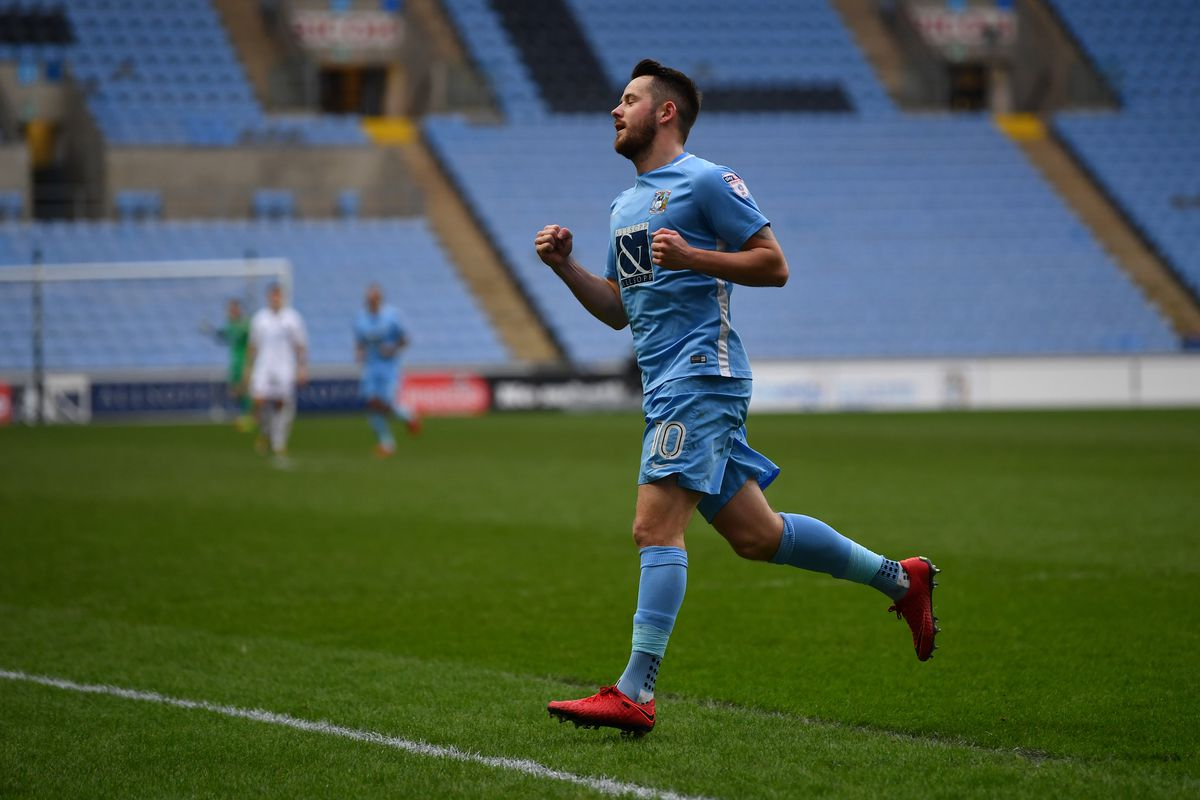 Coventry City v Boreham Wood FC - The Emirates FA Cup Second Round