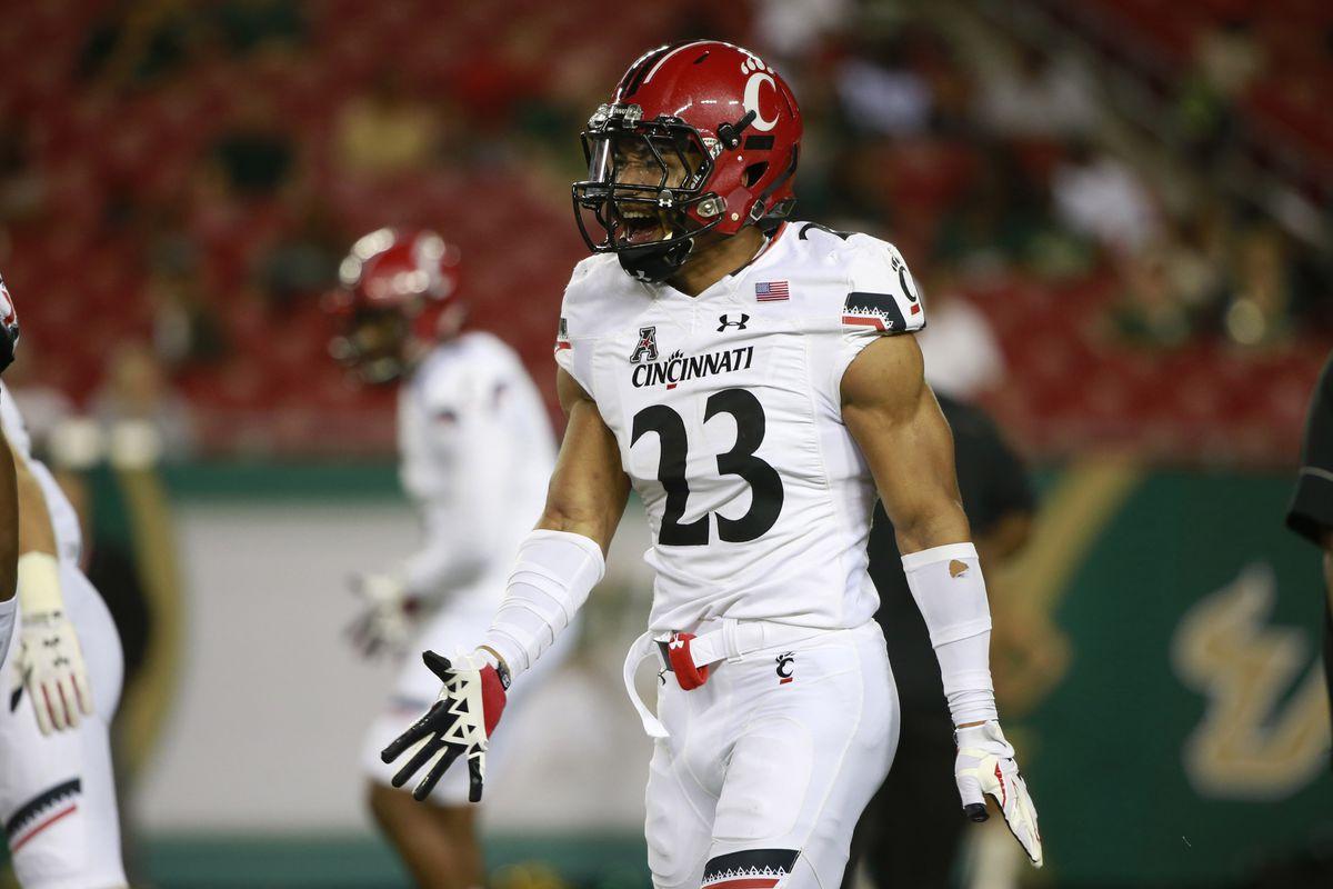 NCAA Football: Cincinnati at South Florida