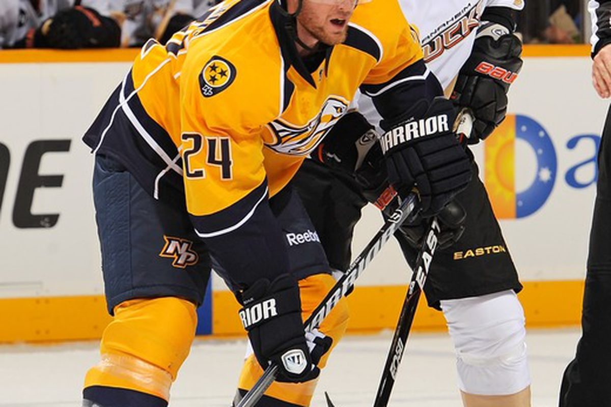 816c929f7 Who is the Greatest  24 in Nashville Predators history  - On the ...
